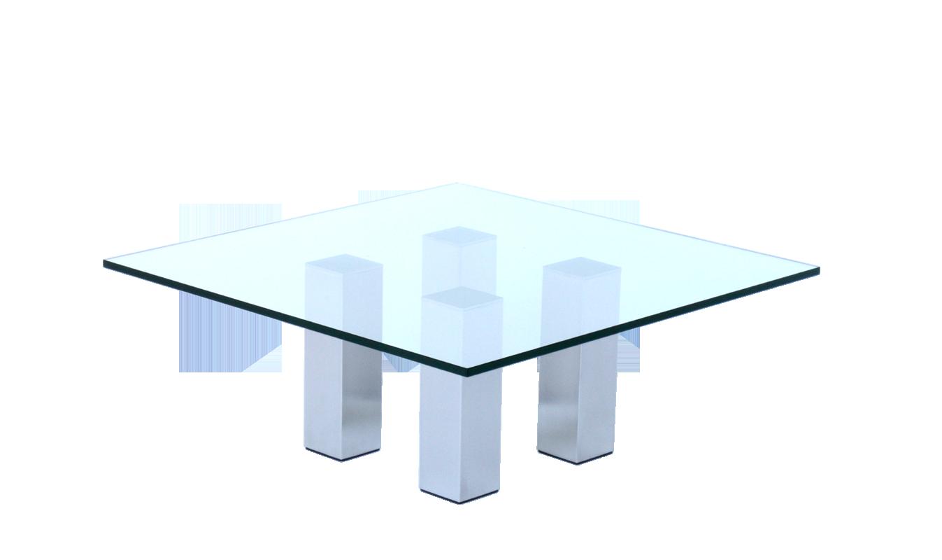 Große couchtische, glasplatten individuell   cub 100