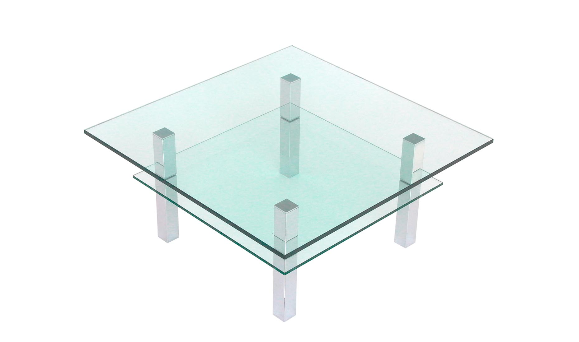 couchtisch nach ma mit ablage eckige tischbeine cub duo. Black Bedroom Furniture Sets. Home Design Ideas