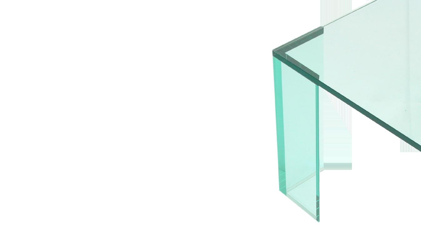 nur glas couchtische nach mass diamant. Black Bedroom Furniture Sets. Home Design Ideas