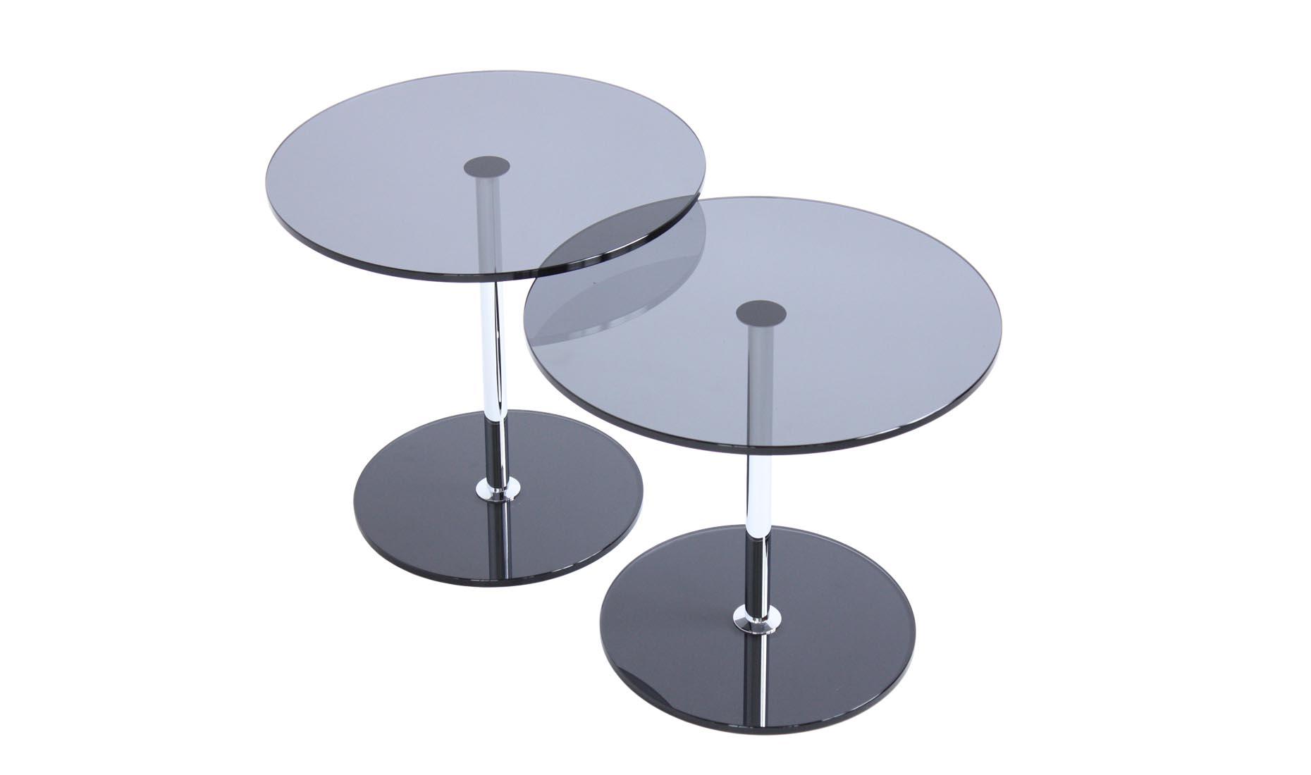 beistelltische nach ma centro boden rund. Black Bedroom Furniture Sets. Home Design Ideas