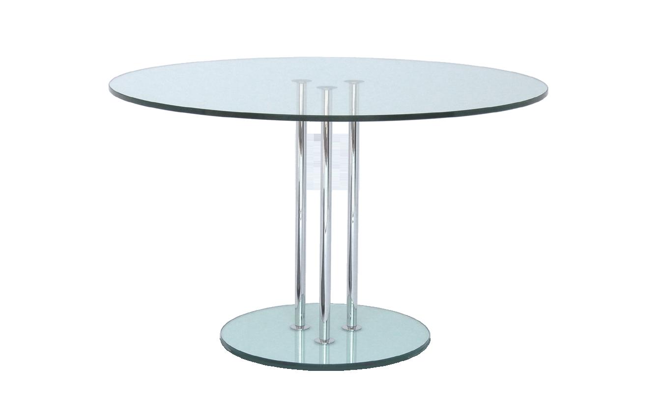 k chen bartische nach ma glasplatte rund centro iii. Black Bedroom Furniture Sets. Home Design Ideas